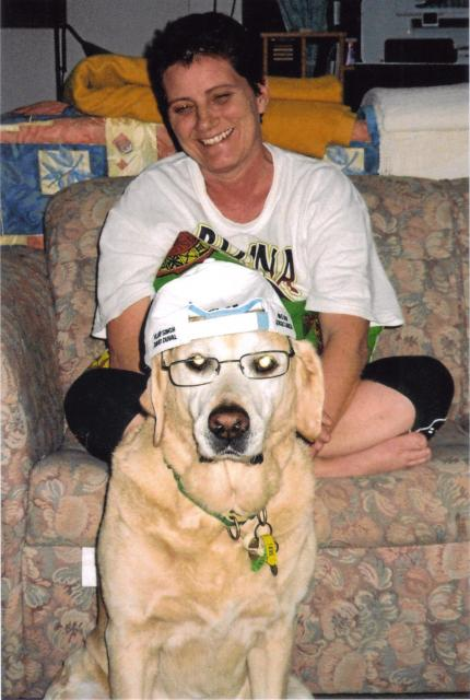 Me * my Guide dog Farina